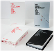 THE FINAL TESTAMENT OF THE HOLY BIBLE Limited and Standard Editions w/Slipcases